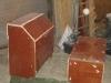 Styrpulpet och säte